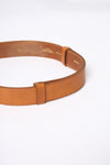 ARLES BELT IN FRENCH LEATHER