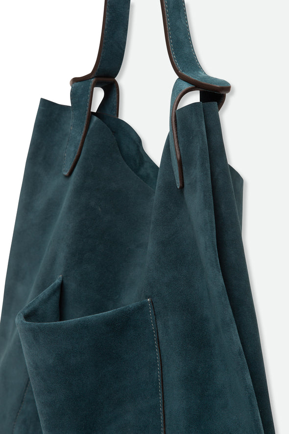 TOMA BAG IN ITALIAN SUEDE