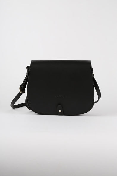 SATCHEL BAG IN ITALIAN LEATHER