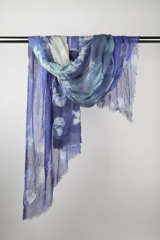 Alonpi Cashmere Photo Scarf