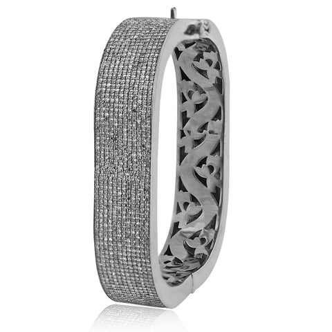 Large Diamond Bracelet