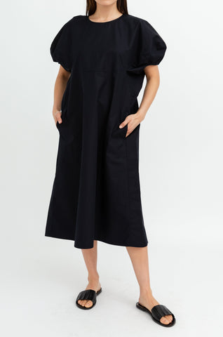 Sofie D'Hoore Dot Crew Neck Dress