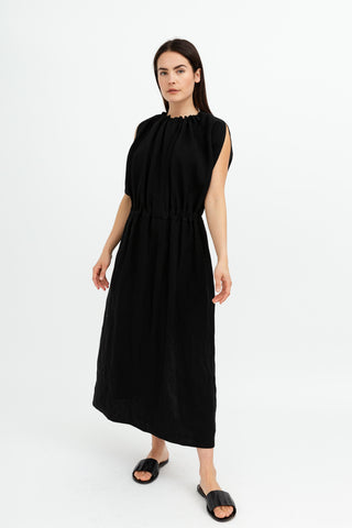 Sofie D'Hoore Dyona Wavy Sleeveless Dress