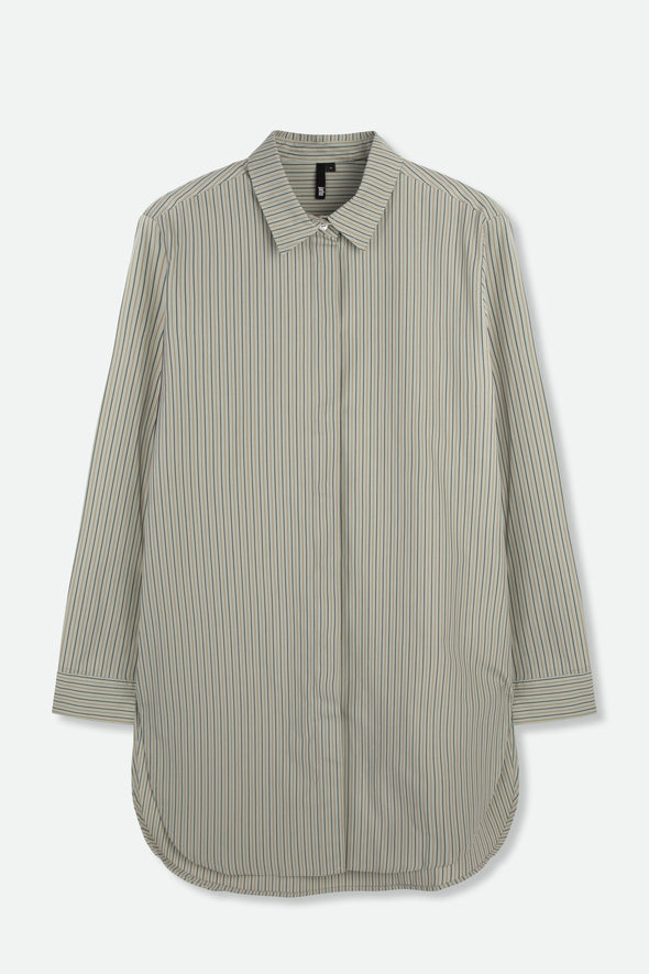 GRETTA SHIRT IN ITALIAN COTTON