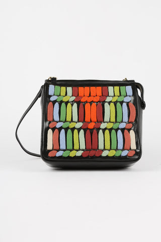 Color Interlaced Bag