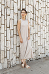 Ribbed Jacquard Dress