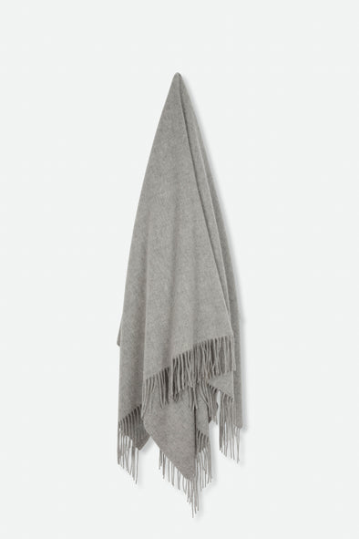 VAIL THROW/WRAP IN CASHMERE