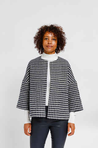 Reversable Crop Jacket