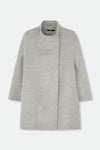 KRISTA COAT IN DOUBLE-FACED WOOL