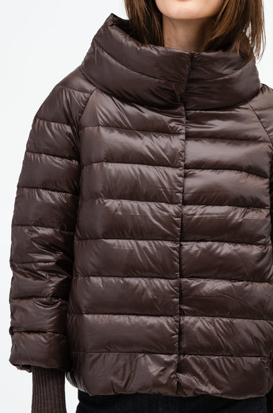 ALTA JACKET IN GOOSE DOWN