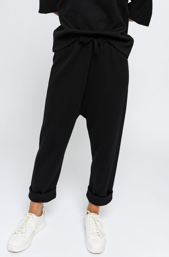 ISABELLA PANT IN PIMA COTTON BLENDED