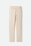 CLARA PANT IN COTTON-CASHMERE FLEECE