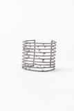 Ladder Cuff w/ Diamonds