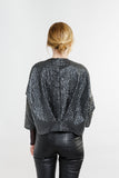 Pleat Back Jacket