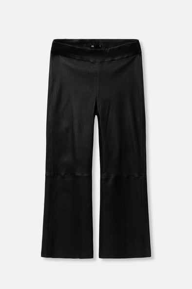 GIANNA PANT IN STRETCH LEATHER