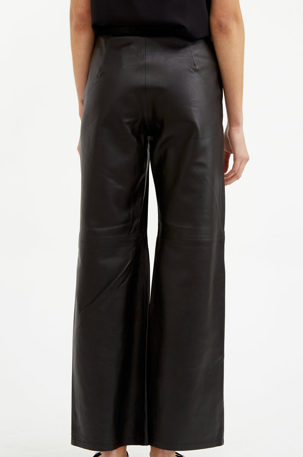 SIENA PANT IN LEATHER