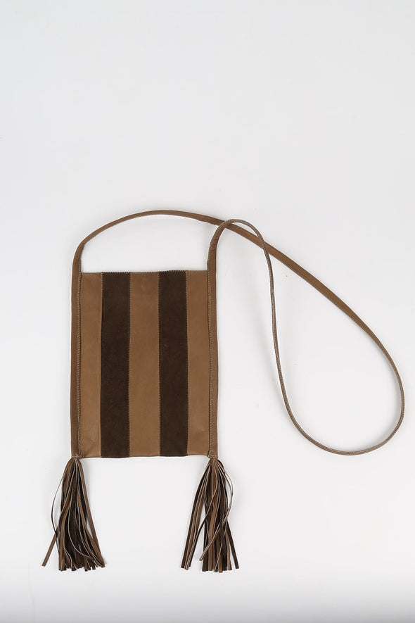 MOZA BAG IN LEATHER