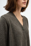 PURNA CARDIGAN IN EXTRAFINE MERINO-YAK
