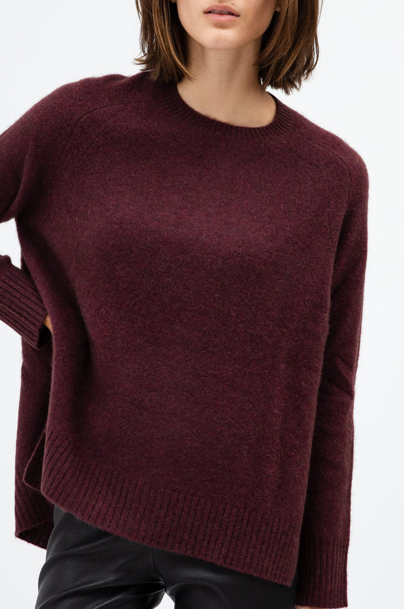 KALA SWEATER IN EXTRAFINE MERINO-YAK CASHMERE
