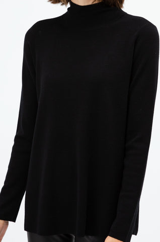 A-Line Turtleneck