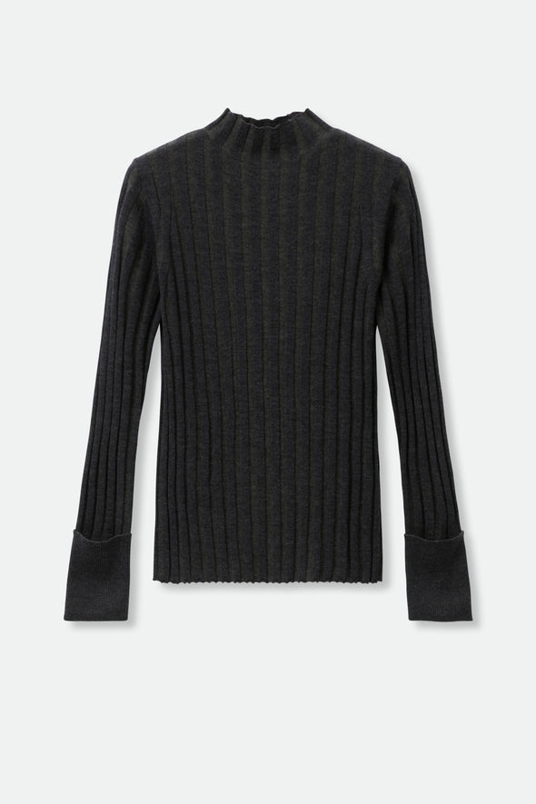 LUCIA SWEATER IN FINE MERINO WOOL