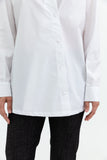 Diagonal Button Shirt
