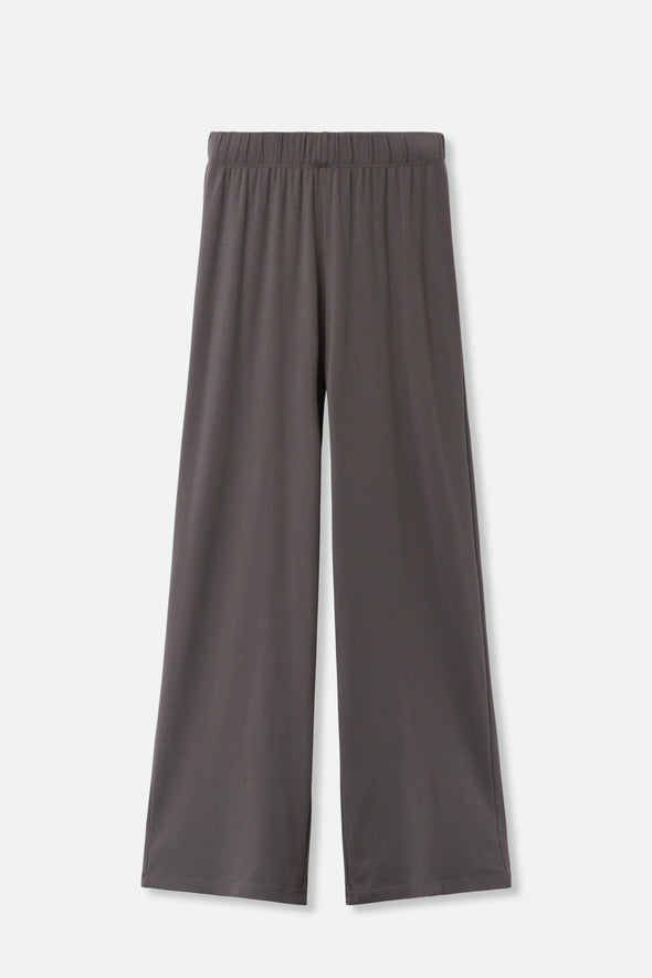 LOUNGE PANT IN PIMA COTTON STRETCH