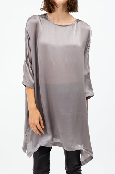 VERONICA TUNIC IN SILK