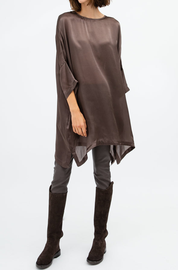 Drop Shoulder Tunic