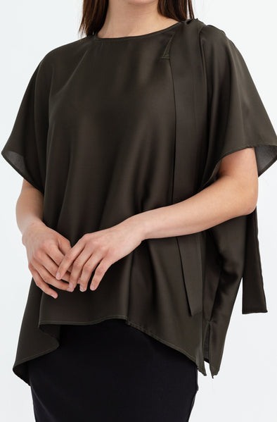 REBECCA TOP IN SILK