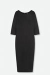 CLARE DRESS IN PONTE KNIT