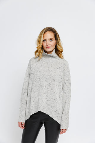 Square Turtleneck