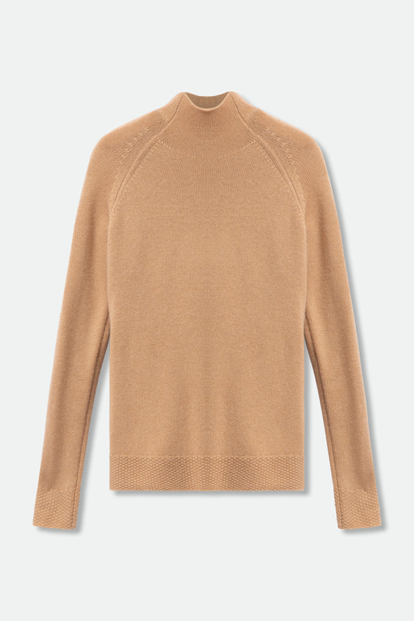 MORZINE SWEATER IN MERINO CASHMERE