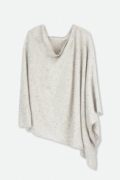 COLLETTE WRAP IN MERINO-CASHMERE