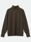 DARCY TURTLENECK IN MERINO-CASHMERE