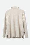 LOUISE REVERSIBLE CARDIGAN IN MERINO-CASHMERE BLENDED