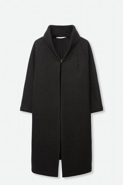 Lanacotta Coat in wool