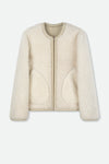 SOFIE D'HOORE LEE COAT IN SHEARLING