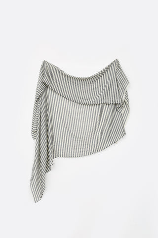 Alonpi Cashmere Lena Striped Stole