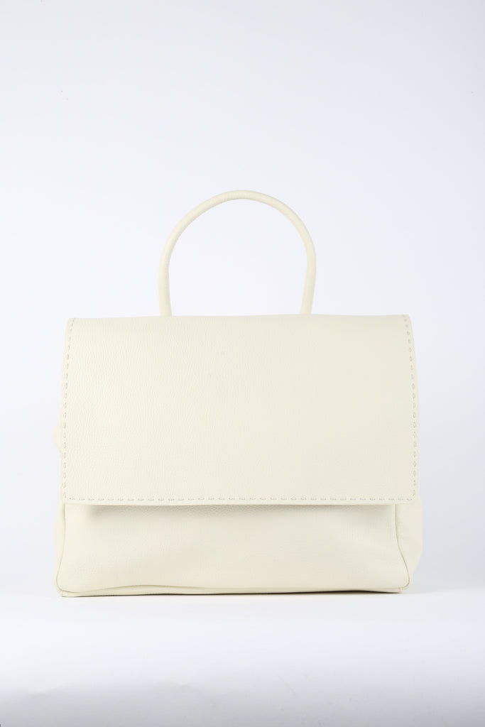 Flap Leather Bag