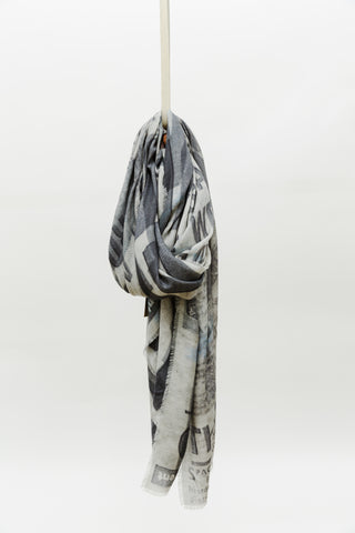 Alonpi Cashmere Moon Printed Stole