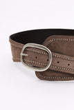 Suede Hip Belt