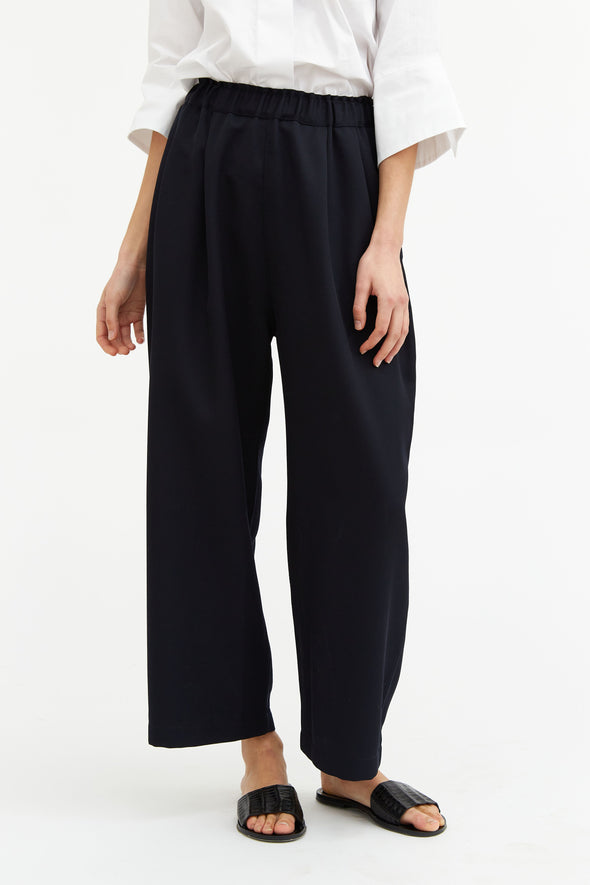 DONNA PANT IN ITALIAN WOOL