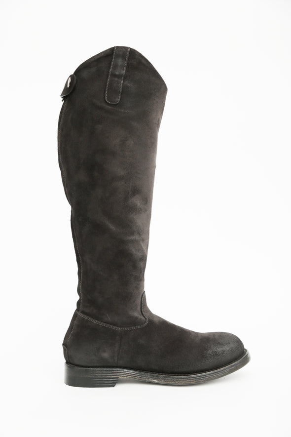 BRESSA BOOT IN ITALIAN SUEDE