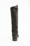 Italian Zip  Back Tall Riding Boot