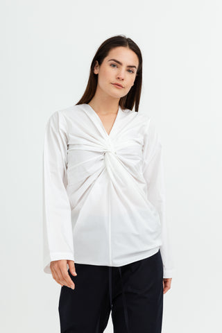 Sofie D'Hoore Breeze Twist Front Blouse