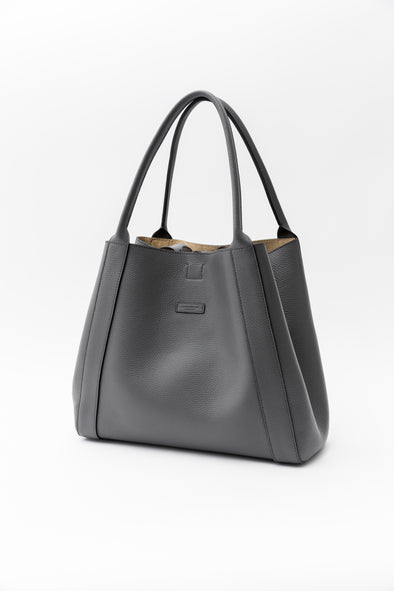 LIVORNO TOTE IN LEATHER