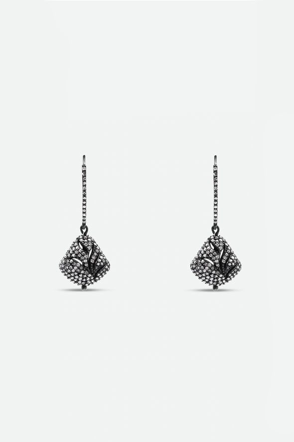 JLOUISE Diamond Pave Earrings