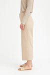 KATE PANT IN BRUSHED COTTON SATEEN