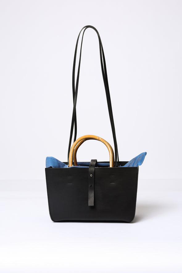 MARIAN BAG IN FRENCH LEATHER